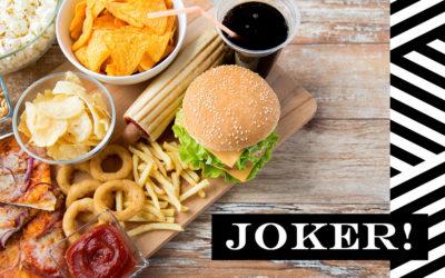 Rattraper les excès avec le joker repas